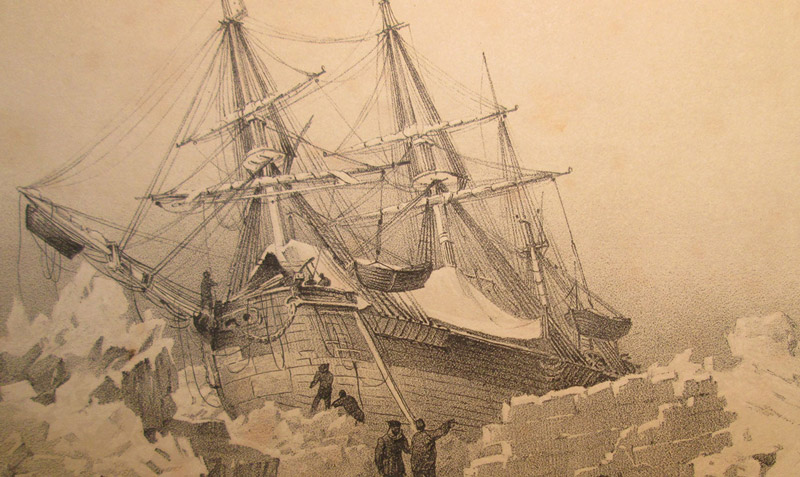 Archaeologists find HMS Terror