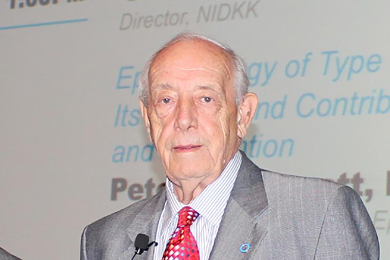 BENNETT, Peter B., Ph.D., D.Sc.