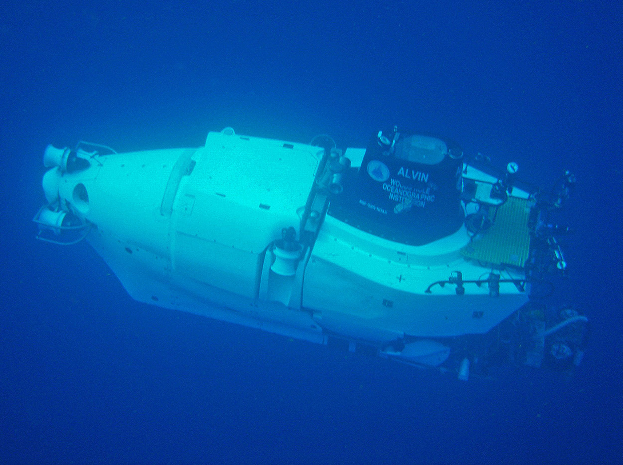 Most active submersible in service