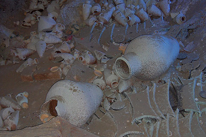 Oldest shipwreck ever found