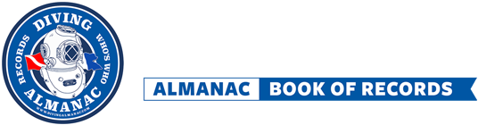 Diving Almanac & Book of Records Logo