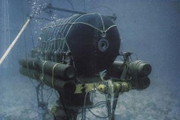 First manned underwater habitat