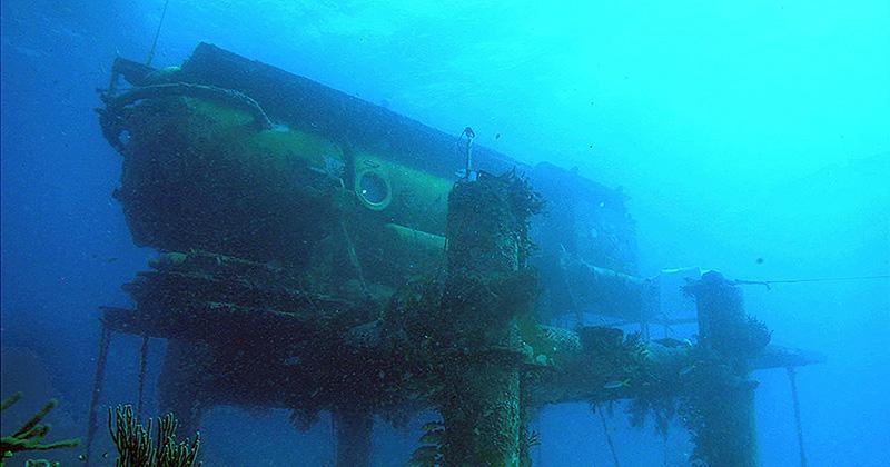 Underwater habitats in service (2020)