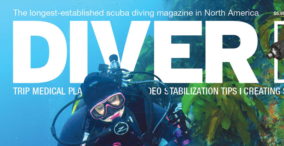 Longest-established scuba magazine (North America)