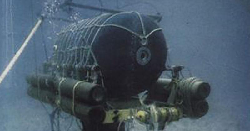 First aquanaut (Men)