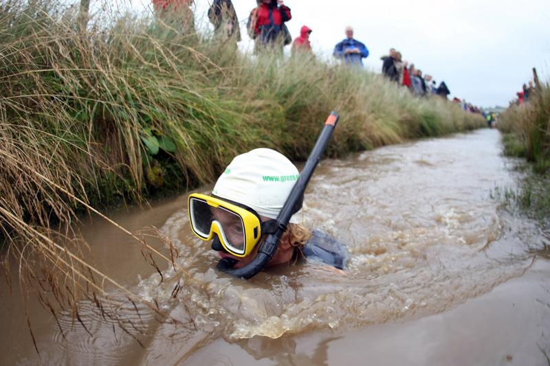 Bog snorkelling (Men)