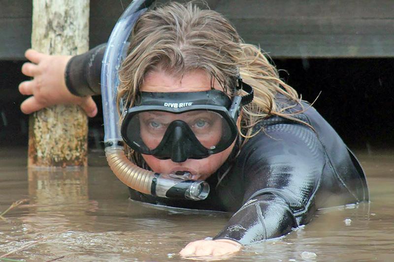 Bog snorkelling (Women)