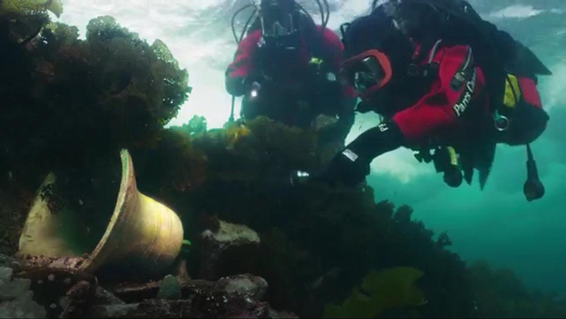 Discovery of HMS Erebus
