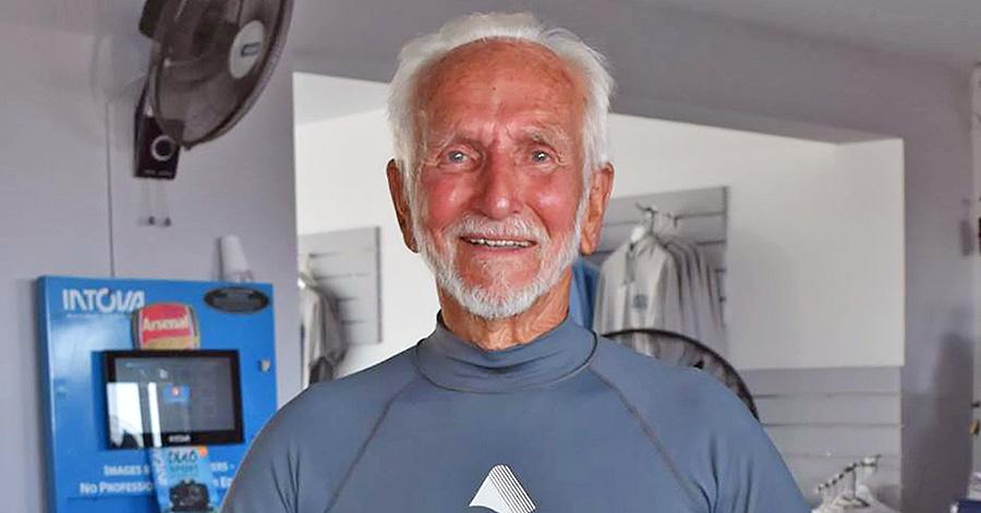 Oldest diver (Men)